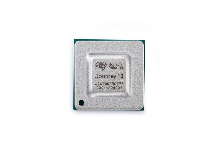 地平线推新一代AI芯片征程3,能耗比超多款行业主流芯片