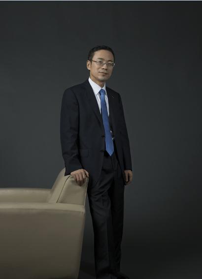 李東輝任吉利控股集團CEO 安聰慧任集團總裁