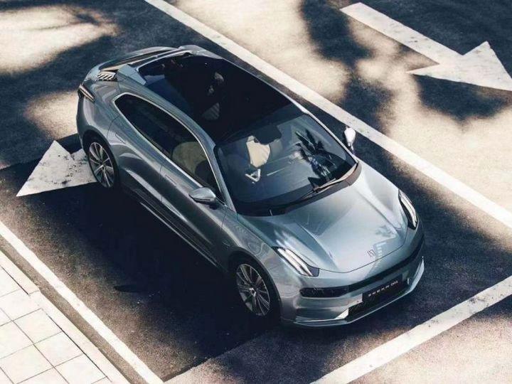 延续概念车设计 极氪首款电动车有望3季度上市
