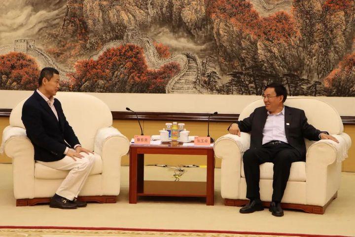 中国石化与奥动新能源签署战略合作协议
