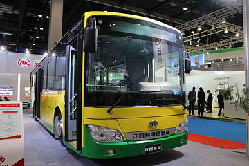 安凯客车收到2016年国家新能源汽车推广补贴1.24亿元