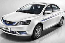 吉利帝豪EV上半年销量7982辆,下半年推出全新插电式混合动力车型