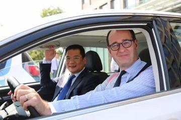 福特汽车宣布与众泰汽车合作,将成立电动汽车合资公司