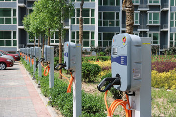 西安充电运营管理实施意见发布,到2020年新增充电站167座