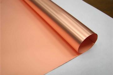 锂电池铜箔企业迎来大好时机 2017年底产能将达16.19万吨