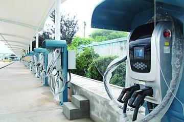 海南五指山充电方案发布,2017年建设电动汽车充电桩146个