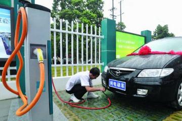 宁波调整2017年新能源汽车补贴政策,纯电动乘用车最高补2.2万