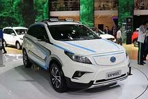 北京公示新一批新能源车备案目录,北汽ET400/瑞虎3xe/东风E70等31款车型在列