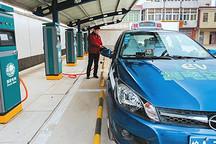 新疆首套电动汽车计量体系建成