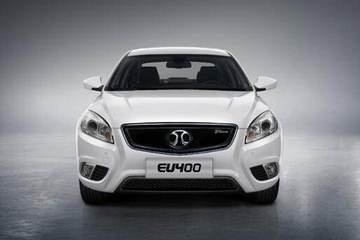 上海9月新能源汽车备案目录发布,北汽EU400/EU300等6款车型入选