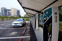 成都新能源汽车分时租赁新政今起实施,2018年服务网点达到2500个