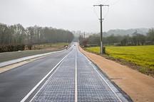 浙江建成承重最大太阳能道路 电动汽车或将边行驶边充电