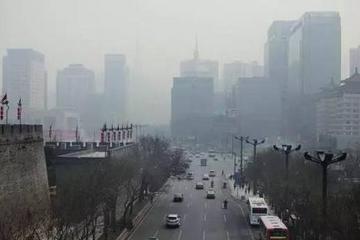 陕西发布重污染天气应急预案,纯电动汽车不受限