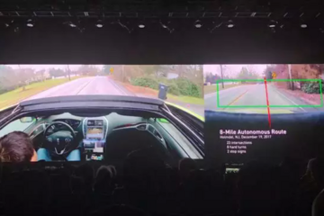 烧了20亿美金,英伟达推出下一代自动驾驶AI芯片