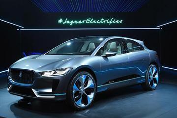 LG化学为捷豹I-Pace提供电池组 1.5小时内可充80%电量