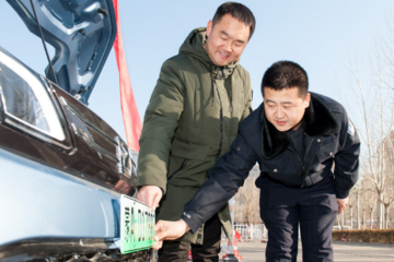 内蒙古三市试点新能源汽车专用车牌 预计明年6月前实现全覆盖
