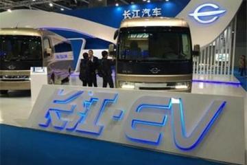 長江汽車進軍網約車市場 簽1.5萬臺純電動乘用車訂單