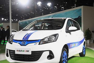 长安汽车:DS首款纯电动汽车预计2019年投放