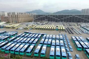 2025年全球近半公共汽车将电动化 中国将占99%