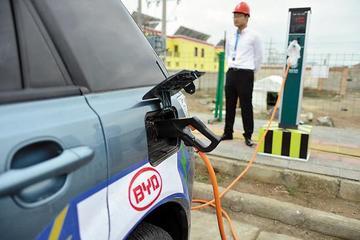 春节期间河北南网电动汽车充电量同比增长近九成