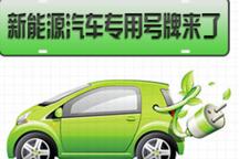 沧州市于2月28日正式启用新能源汽车号牌