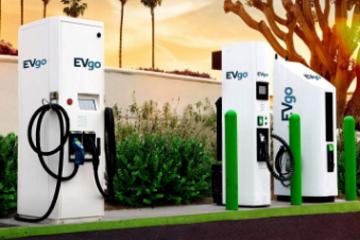 美国EVgo降低电动汽车充电价格,成本堪比汽油