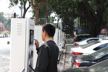 广东东莞凤岗已建68个汽车充电桩