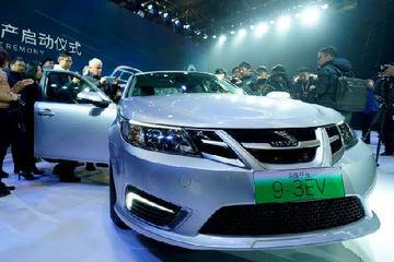 外媒:中国电动汽车制造商挑战全球传统汽车巨头地位