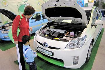 河南1-2月新能源汽车产量增长497.1%