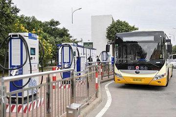 智利公众高度评价中国电动公交车 功能完美多样