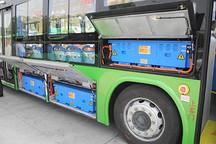 湖北黄石新购75辆纯电动公交车 已有48辆正在运营