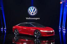 大众汽车I.D. VIZZION自动驾驶概念车亚洲首发