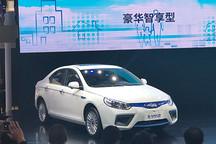 最高续航500km江淮iEVA50北京车展上市,补贴后售价12.25万元起