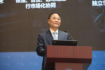 李書福:傳統頭腦在汽車行業很難取獲樂成