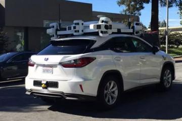 苹果第N次扩大自动驾驶测试车队