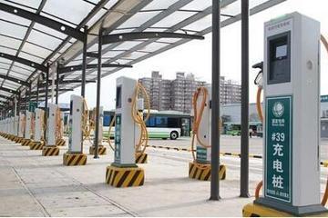 中山2018年补贴直流充电桩550元/千瓦