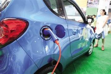 上海新能源汽车2017全年推广61354辆,同比增长35%