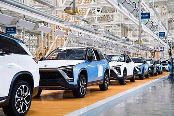 EV晨报 | 新能源汽车国家监管平台建成;广西涠洲岛7月起禁止新增燃油车;蔚来ES8新车6月28日交付