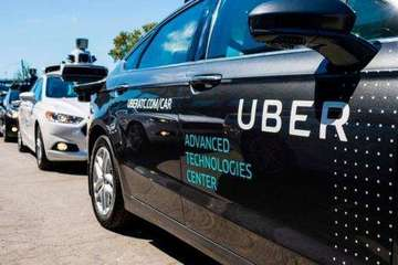 调查结果出炉:Uber自动驾驶车事故发生时,安全员在看手机