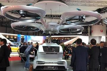 """""""飞的""""要来了,德国政府批准奥迪测试空中汽车"""