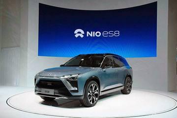 视频 蔚来首款纯电动车6月28日交付,自建工厂将落户上海嘉定