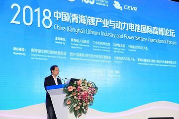 陈清泰:动力电池市场出现了供应紧张和产能过剩并存的现象