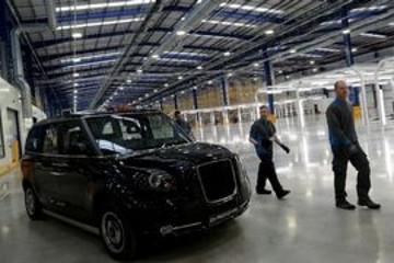 吉利旗下伦敦电动汽车公司进军德国,出售电动出租车