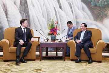 上海市委书记李强会见马斯克,双方聊了些啥?