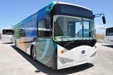 比亚迪组建合资企业,试水美国电动巴士租赁市场