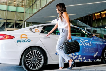 传大众计划向福特自动驾驶部门Argo AI投17亿美元