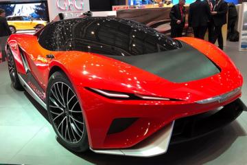 EV晨报 | 蔚来2018年净亏损96亿元;长城华冠发布袋鼠电动跑车;ARCFOX GT纯电动超跑发布