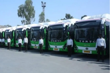 40辆比亚迪电动巴士在印度海得拉巴投入运营