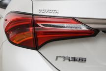 当丰田标遇上新能源绿牌 静态体验雷凌双擎E+