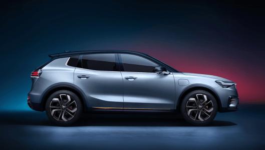 天际ME7预售在即,智能电动汽车新三强将诞生